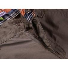Бриджи текстильные для мальчика бежевые
