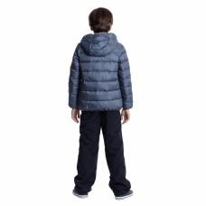 Куртка серо-голубая демисезонная