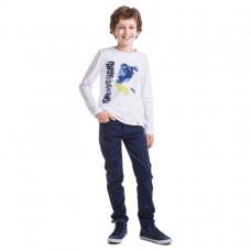 Джемпер для мальчика трикотаж snowboard