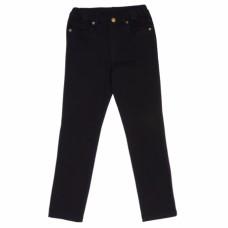 Брюки джинсовые черные для мальчика