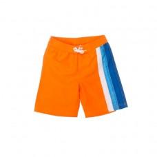 Шорты купальные оранжевые