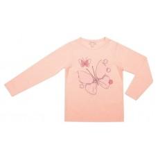 Джемпер для девочки бабочка