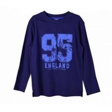 Джемпер темно-синий 95