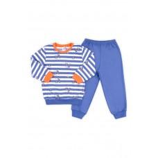 Пижама для мальчика полоска