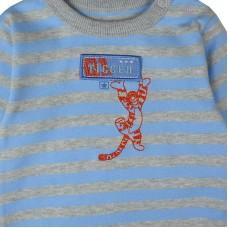Комбинезон хлопковый Тигра в полоску