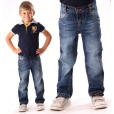 Брюки джинсовые детские