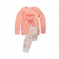 Пижама для девочки совушка