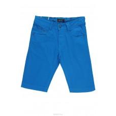Бриджи текстильные для мальчика ярко-синие