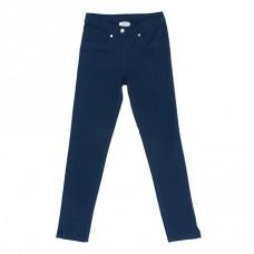 Брюки джинсовые синие для девочки