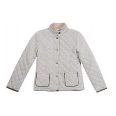 Куртка детская бежевая