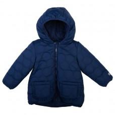 Куртка синяя с кармашками