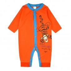 Комбинезон хлопковый Тигра оранжевый