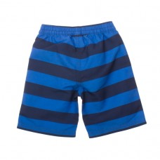 Шорты купальные черно-синии