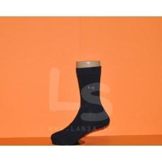 Носки трикотажные синие