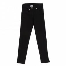 Брюки джинсовые черные для девочки