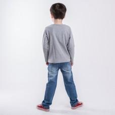 Джемпер для мальчика серый с Микки
