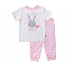 Пижама для девочки зайчик