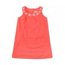 Платье для девочки с яркими цветами