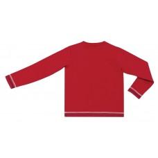 Джемпер для мальчика красный тачки