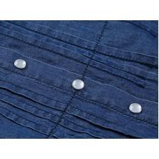 Сарафан джинсовый на регулируемых бретелях