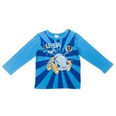 Джемпер для мальчика синий super cars
